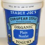 Calcium Dietary Source Yogurt