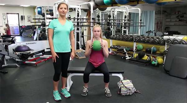 Bone Break Day Video - Exercise - Squat